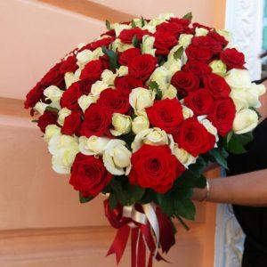 101 троянда Львів