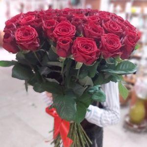 51 червона троянда Львів