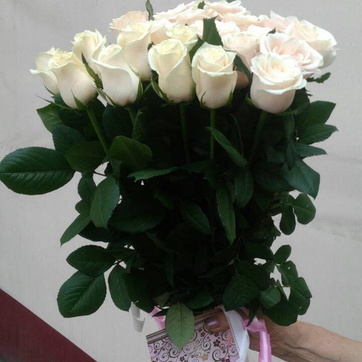 кремові рози Львів