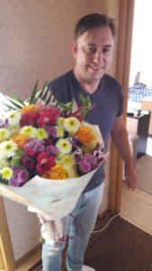 Магазин квітів у Львові