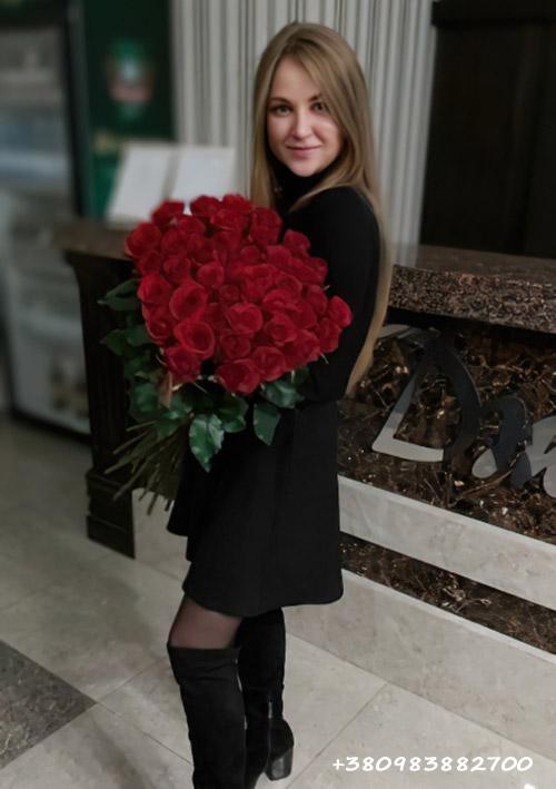троянди Трускавець фото доставки