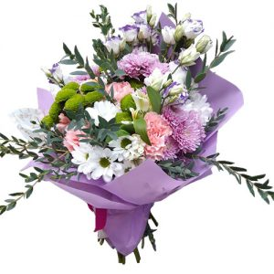 Букет «Прекрасне» мікс квітів