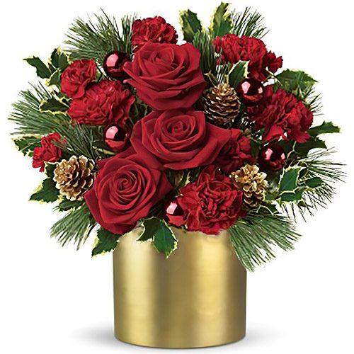 "Фото товара Коробка ""Зимова троянда"" во Львове"