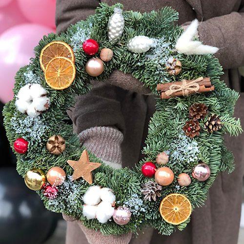 Фото товара Різдвяний вінок во Львове