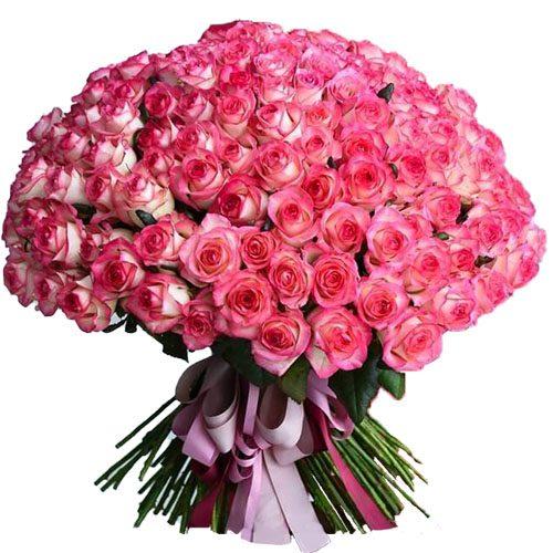 """Фото товара 101 троянда """"Джумілія"""" во Львове"""