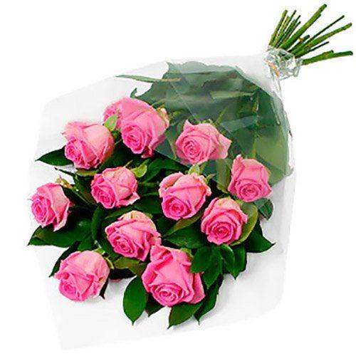 """Фото товара 11 троянд """"Аква"""" во Львове"""