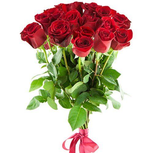 Фото товара 15 імпортних троянд во Львове