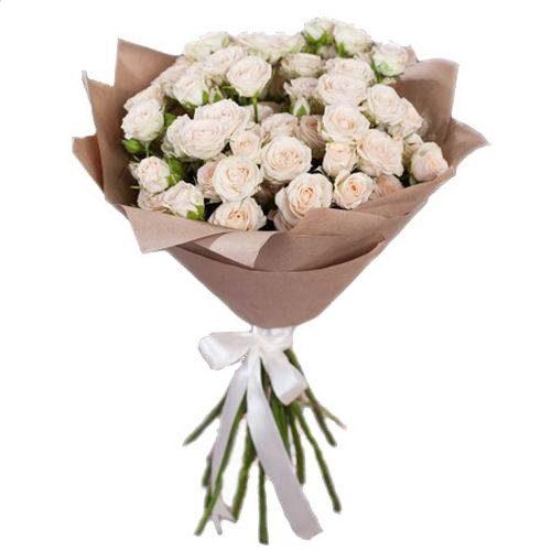Фото товара 15 кущових троянд во Львове