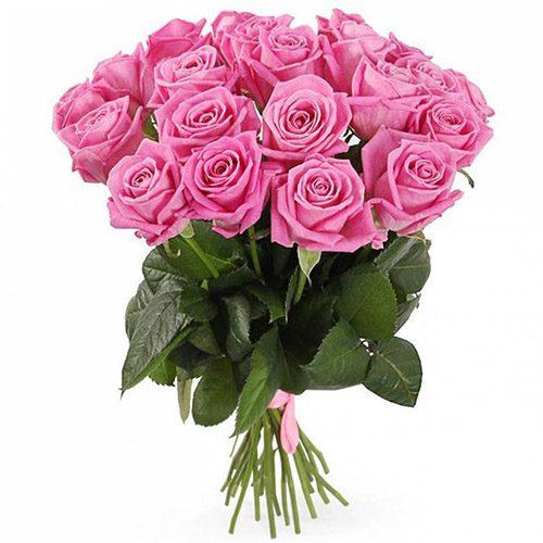 "Фото товара 21 троянда ""Аква"" во Львове"