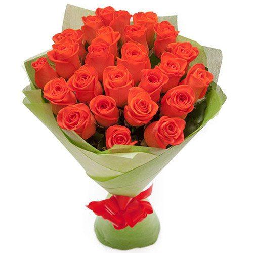"""Фото товара 25 троянд """"Вау"""" во Львове"""