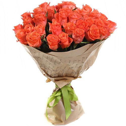 "Фото товара 51 троянда ""Вау"" во Львове"