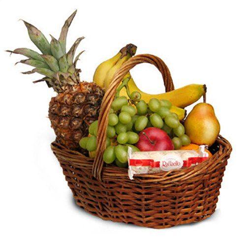 Фото товара Середній кошик фруктів во Львове