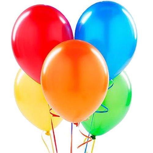 Фото товара 5 повітряних кульок во Львове