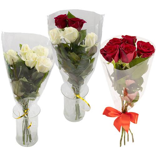 Фото товара 5 троянд во Львове