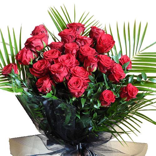 Фото товара 26 червоних троянд во Львове