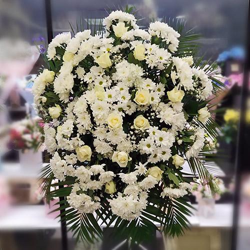 Фото товара Вінок на похорон №1 во Львове