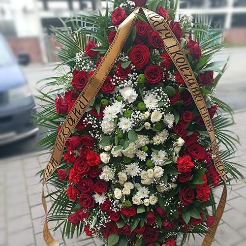 Фото товара Вінок на похорон №3 во Львове