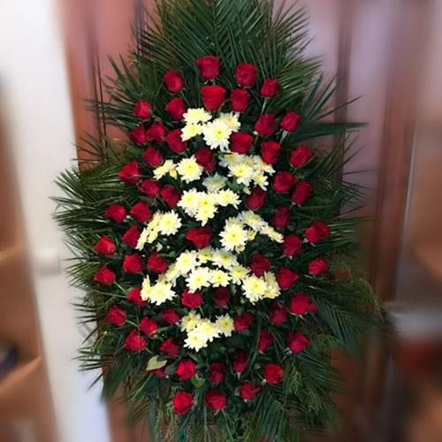 Фото товара Вінок на похорон №4 во Львове