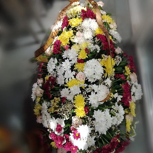 Фото товара Вінок на похорон №5 во Львове